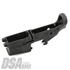 DSA AR15 ZM4 Stripped Lower Rceiver