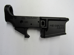 Mid South Arms Stripped Lower Receiver