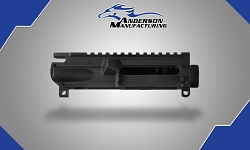 Anderson Manufacturing A3 Stripped Upper Reciever